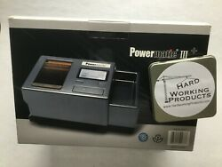 Powermatic Iii+3+ Electric Personal Roll-your-own Cigarette Injector Machine