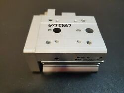New Smc Mxs20-10 Double Acting Guided Cylinder Air Slide Table