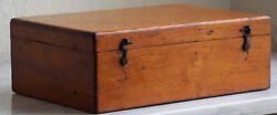 1866 Brewing Hydrometer Boxed - All Original And Complete Civil War Beer Spirits