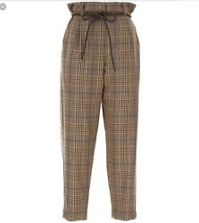 Authentic Brunello Cucinelli pants Size 6 Us 42 It Multicolored Mainly Brown
