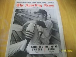 Vince Lombardi Tribute August 24 1968 Sporting News Vintage Articles