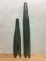 Vintage Glass Replacement Parts For Nax Ingrand Fontana Arte Chandelier 1