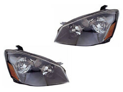 For Altima 05 06 Hid Xenon Type Headlight Lamp With Ballast Bulb Pair