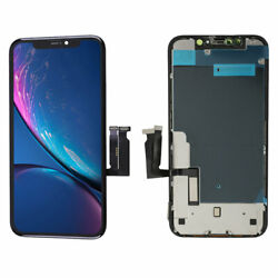 For Iphone Xr Lcd Display Touch Screen Replacement Digitizer Assembly A+ Quality