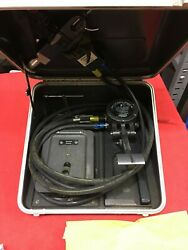 Vintage Semco Hypodermic Injection Apparatus In Hard Case With Accessories