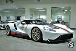 2017 Ford Ford GT  2017 Ford GT  927 Miles White Coupe V6 Cylinder Engine 7-speed dual-clutch autom