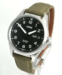 Oris Big Crown Pro Pilot Date - 229 Gespart Neu Herrenuhr