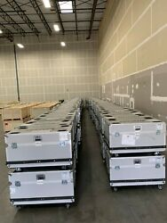 220 ft. x 18 ft. LED Video Wall Res 26880 x 2304 HUGE bundle!! Please Read