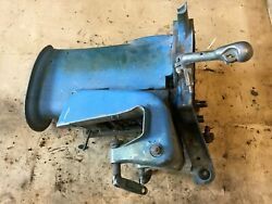 1951 Johnson Outboard 25 Hp Housing And Mount C025