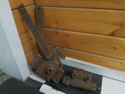 1947-53 Chevy Coe Cabover Brake And Clutch Pedal Assembly Vintage Original