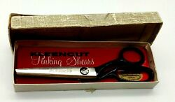 """Excellent Vintage Kleencut Pinking Shears Model 180 Size 7.0"""""""