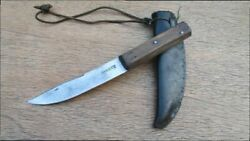 Antique Custom Hand-forged Jamee's Hunting Skinning Fighting Knife From Mexico
