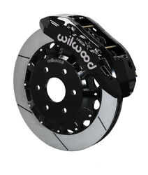 Wilwood Tx6r Front Kit 16.00in Black For 99-14 Gm Truck/suv 1500