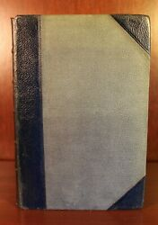 1892 Moby Dick Or The Whale Herman Melville 1st Edition Thus Early Printing Rare