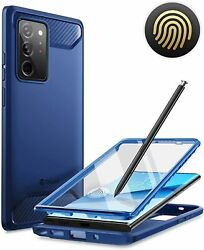 Clayco For Samsung Galaxy Note20 Ultra W/ 3d Curved Screen Case Full Body Cover