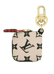 Louis Vuitton Authentic Key Charm Giant Ivory And Black, Crafty Limited