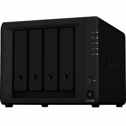 Synology Ds920+ Nas Diskstation Assembled And Tested 2tb-16tb 4gb - 8gb Ram Cache