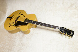 Archtop Tribute At350 Custom