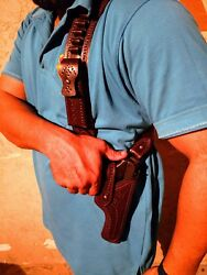 Wow Handcrafted Tokarev Pistol Tt-33-30 Stylish And Amazing Leather Holster .