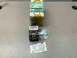 New Agastat 120v. Timer 5-50 Sec. Tyco Timing Relay E7012ad004