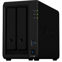 Synology Ds720+ Nas Diskstation Assembled And Tested 2tb-16tb 2gb - 6gb Ram Cache