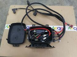 Seadoo Gti Le 720 Rear Electrical Box Solenoid Ignition Case 01-03 Ns303