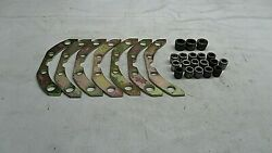 Lycoming Engine Cylinder Plates And Nuts Nd