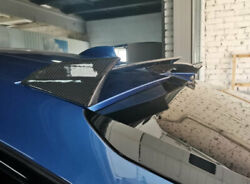 Bmw X6 G06 Roof Spoiler Wing Painted
