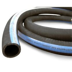 Shields 16-200-2120 Marine 2-1/2 X 4and039 Premium Boat Wet Exhaust And Water Hose