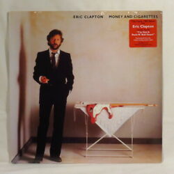 Eric Clapton - Money And Cigarettes 2018 Us Issue Lp Sealed