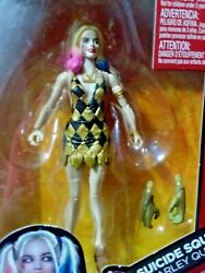 Harley Quinn Suicide Squad 6quot; Figure • Croc Hands NEW IN BOX $5.25