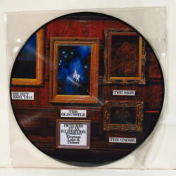 Emerson Lake And Palmer - Pictures At Ex 2013 Rsd Ltd. Pic Disc Lp Sealed