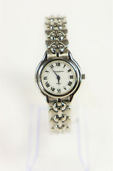 Christian Bernard Stainless Steel Ladies Watch 1990and039s Vintage New With Tag