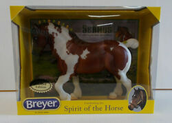 Breyer Traditional Seamus #760246 Limited Edition 2019 Brick and Mortar Pinto