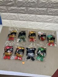 Sonic Wacky Pack Toys Totmojis Collectables 9 Total Set