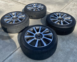2014 Range Rover Autobiography Oem 21 Wheels And Tires