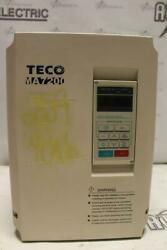 Teco-westinghouse Variable Frequency Drive Catalog Number Ma7200-4020-n1 N-1