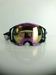 OAKLEY OAKLEY Snow goggles #0ADF VERYGOOD F S JAPAN $114.99