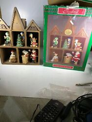 House Of Lloyd Christmas Around The World St Nickandrsquos Collector Shop Music Box
