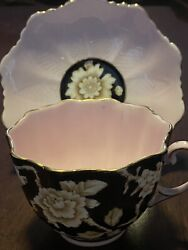 Paragon By Appointment To Her Majesty The Queen Bone China Tea Cup And Saucer