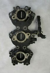 Mercury Outboard Motor 40 Hp 50 Hp Intake Manifold And Reed Valve