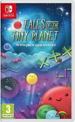 Tales Of The Tiny Planet Nintendo Switch 2018 Brand New - Region Free
