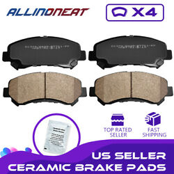 For 2009 2010 2011 2012 2013 2014 2015 Nissan Maxima Front Ceramic Brake Pads