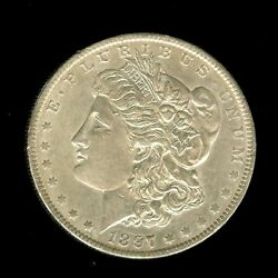 1897-o Morgan Silver Dollar Appears A Beautiful Uncirculated++ Better Date