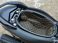Seat Trunk Cargo Liner Protector Nmax155 Boot Mat For Yamaha Nmax155 N-max 2020