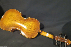 Hand Made Song Brand Master 5 Strings 4/4 Violin Of Concert ,outdoor Violin5941