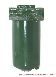Fuel Filter Assy For Lister Cs Old Cast Iron Type With Filter Wick Pn 23-2283c