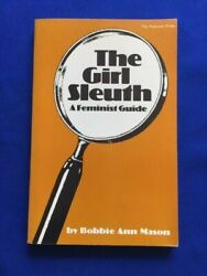 The Girl Sleuth. A Feminist Guide - 1st. Ed. Signed By Bobbie Ann Mason