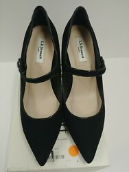 Lk Bennett Monica Mary Janeand039s Pump Womenand039s Size 9.5 M