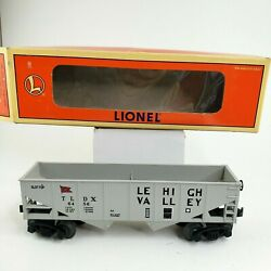Lionel, 6456 Lehigh Valley Two-bay Hopper O-scale 6-16434